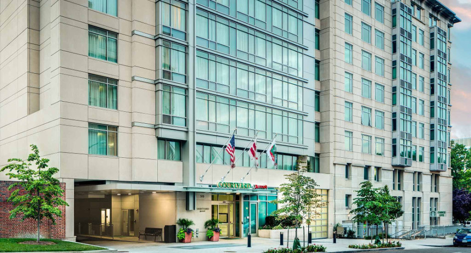 Courtyard Marriott – 20th Street, Washington DC  (Completed)