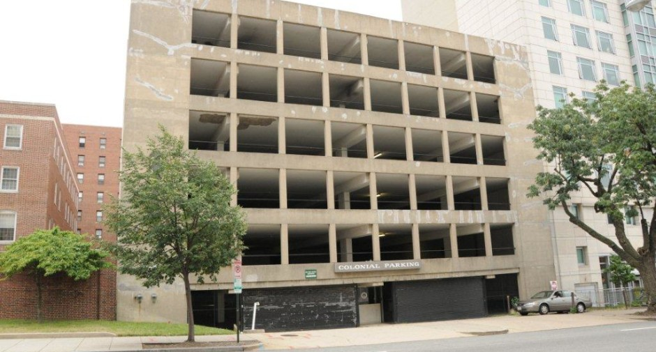 Courtyard Marriott – 20th Street, Washington DC (Before)